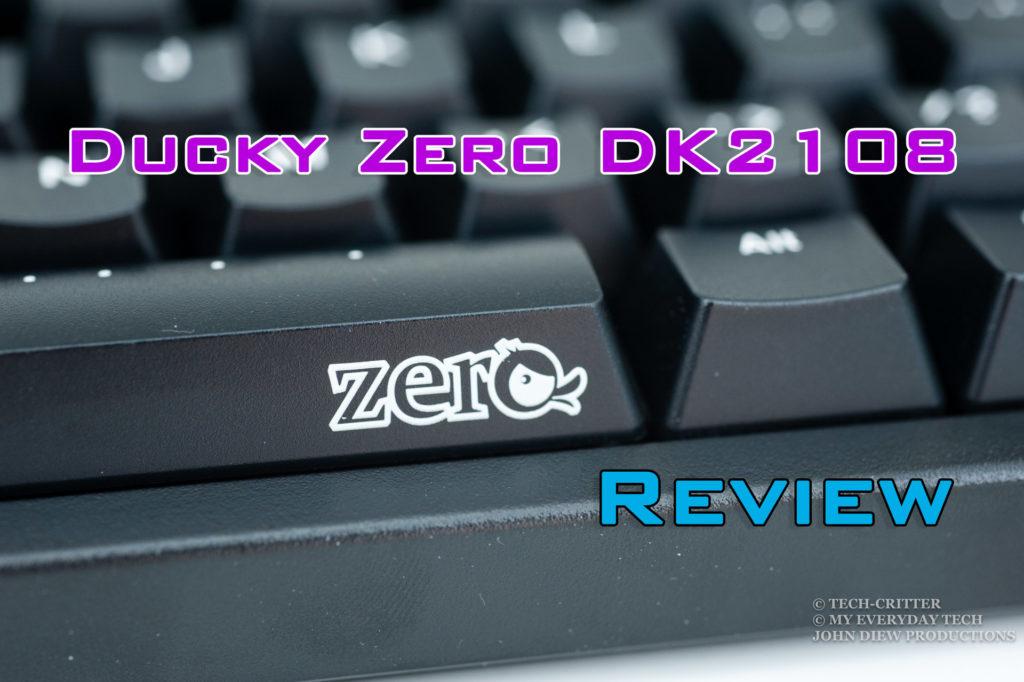 Ducky Zero DK2108