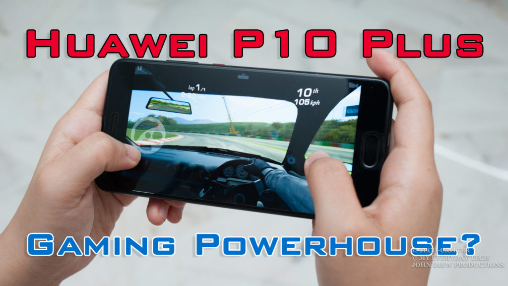 Huawei P10 Plus Gaming