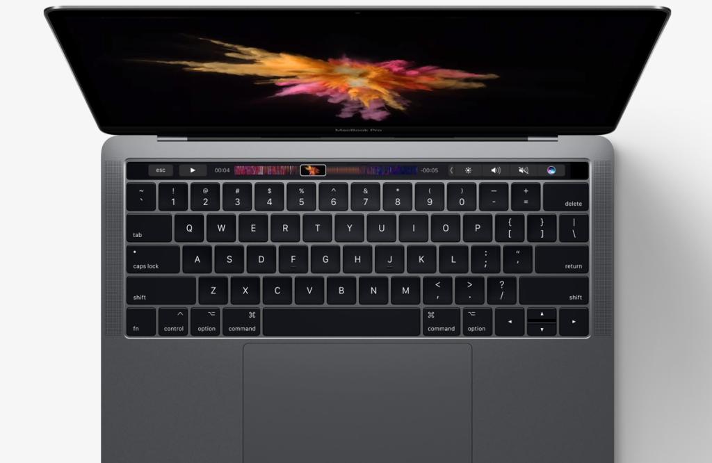 WWDC 2017 MacBook