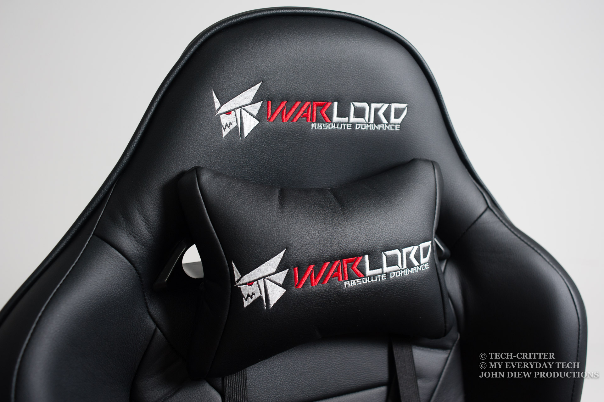 Warlord Phantom Gaming Chair Review Feature Packed Yet