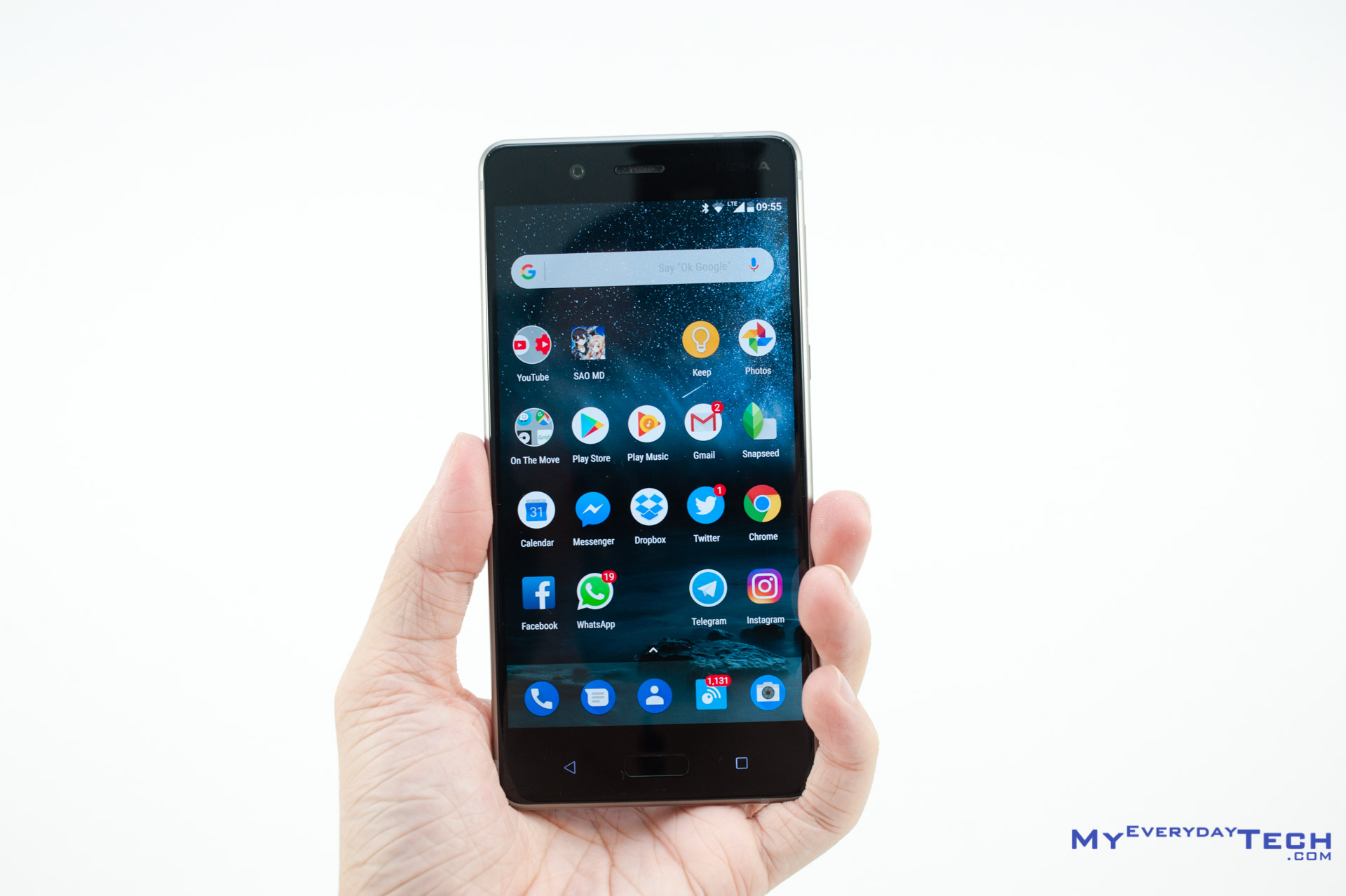 Nokia 8 Review: Comeback is real